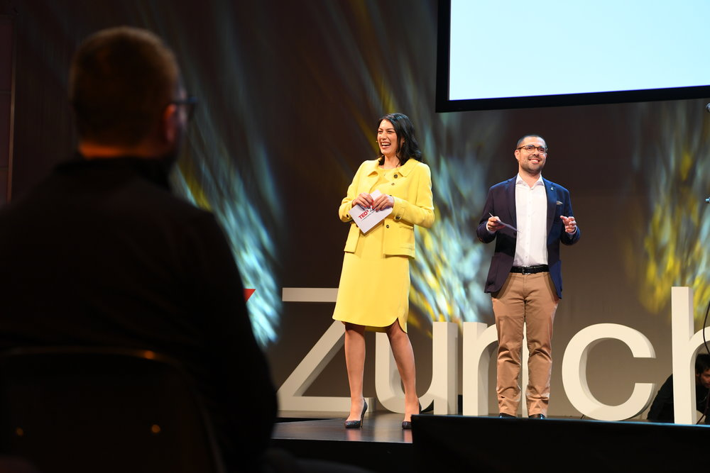 Yes, Sandro Meyer and me are wrapping up the event. Both of us are neatly wrapped in  PKZ .