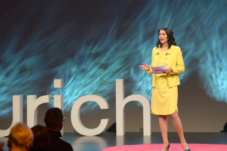 TEDxZurich 2017: Opening Doors — Moderator Journalist