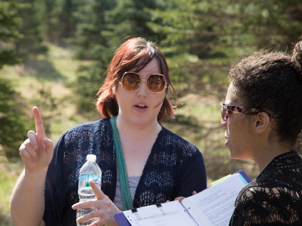 Katie Varecka, 1st Assistant Director