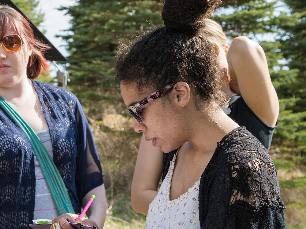 Jasmine Navy, Script Supervisor