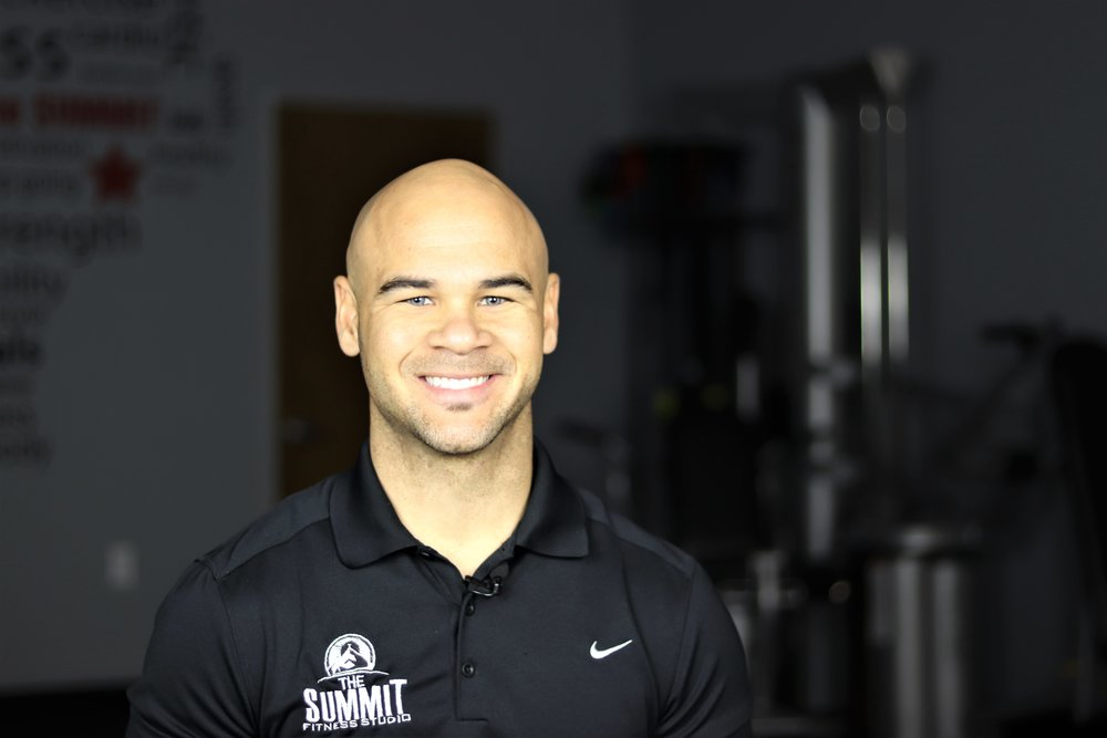 Jason Harley, Owner and Fitness Trainer -
