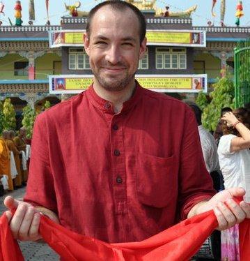 Tergar Monastery, Bodhgaya 2010