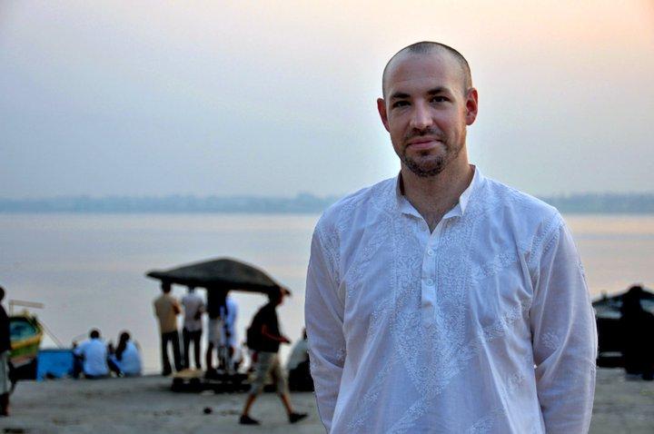 Visiting Varanasi, 2010