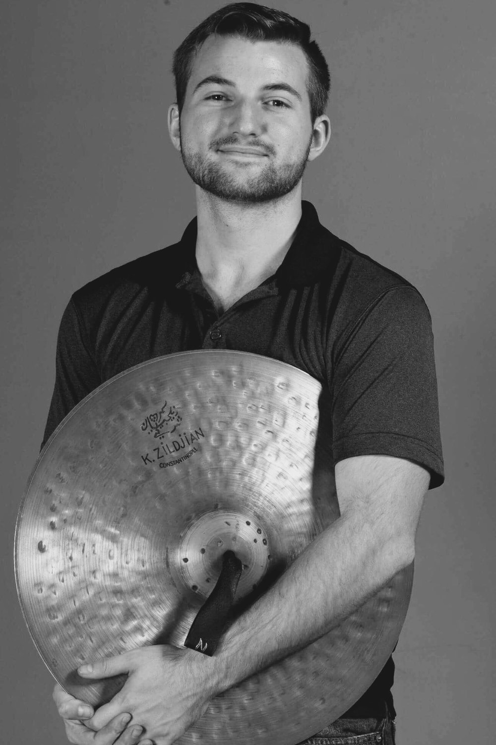Addison Pellegrino - Addison Pellegrino joining us as our front ensemble coordinator. Born in Fort Worth Texas, Addison Pellegrino is a true Texas native that enjoys all things involving percussion. He began his percussion studies with Allen Joanis, Mickey Burmer, Andrew Klein, and James Christian, but is currently pursuing a Bachelor degree in Music Education at Northwestern State University under the direction of Oliver Molina and Kenneth Green. Addison has participated with the Natchitoches-Northwestern Symphony Orchestra, the NSU Percussion ensemble, and is currently center snare for the SON Marching Band as well as the principal percussionist for the NSU Wind Symphony, Jazz Orchestra, and Jazz Combo.  In 2014 he became a member of the Oregon Crusaders Drum and Bugle Corps front ensemble, and in 2016, was a member of the Louisiana Stars Drum and Bugle Corps snareline. Addison has been a technician and private lesson instructor at various schools throughout Texas and Louisiana including Centennial Highschool (TX), Paris Highschool (TX), Kerr Middle School (TX), Parkway Highschool (LA), and the NSU summer music camps. He is currently a member of the Texas Music Educators Association, Percussive Arts Society, Phi Kappa Phi honor society, and is president of the NSU Percussion Society.
