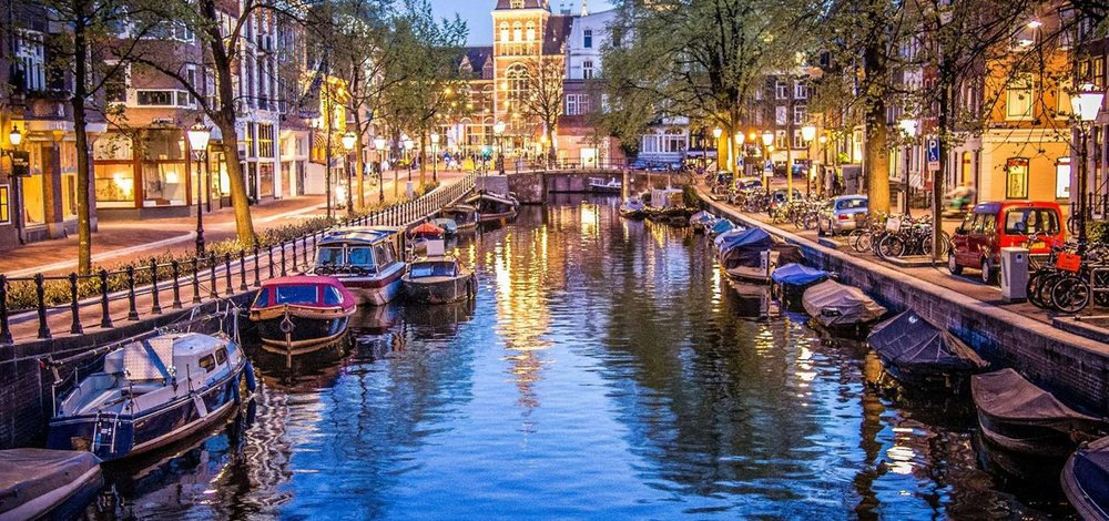TWO CAPITALS TOUR - Amsterdam & Vienna:Art Capitals of Europe