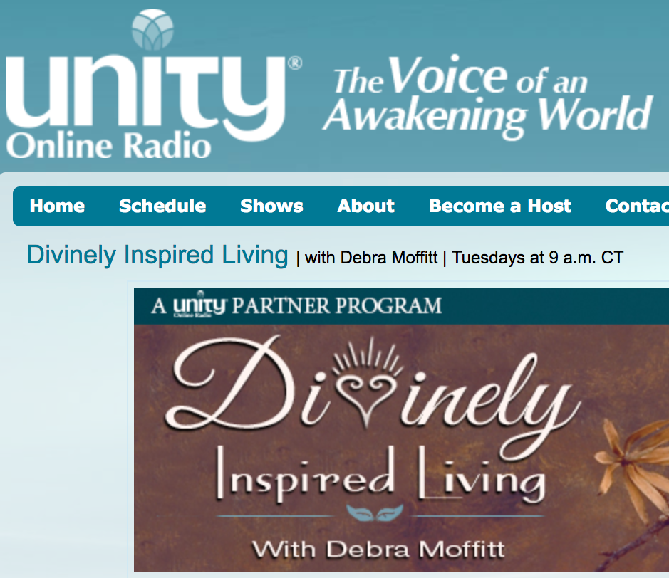 Unity Radio w/ Debra Moffitt
