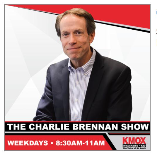 Charlie Brennan KMOX St Louis