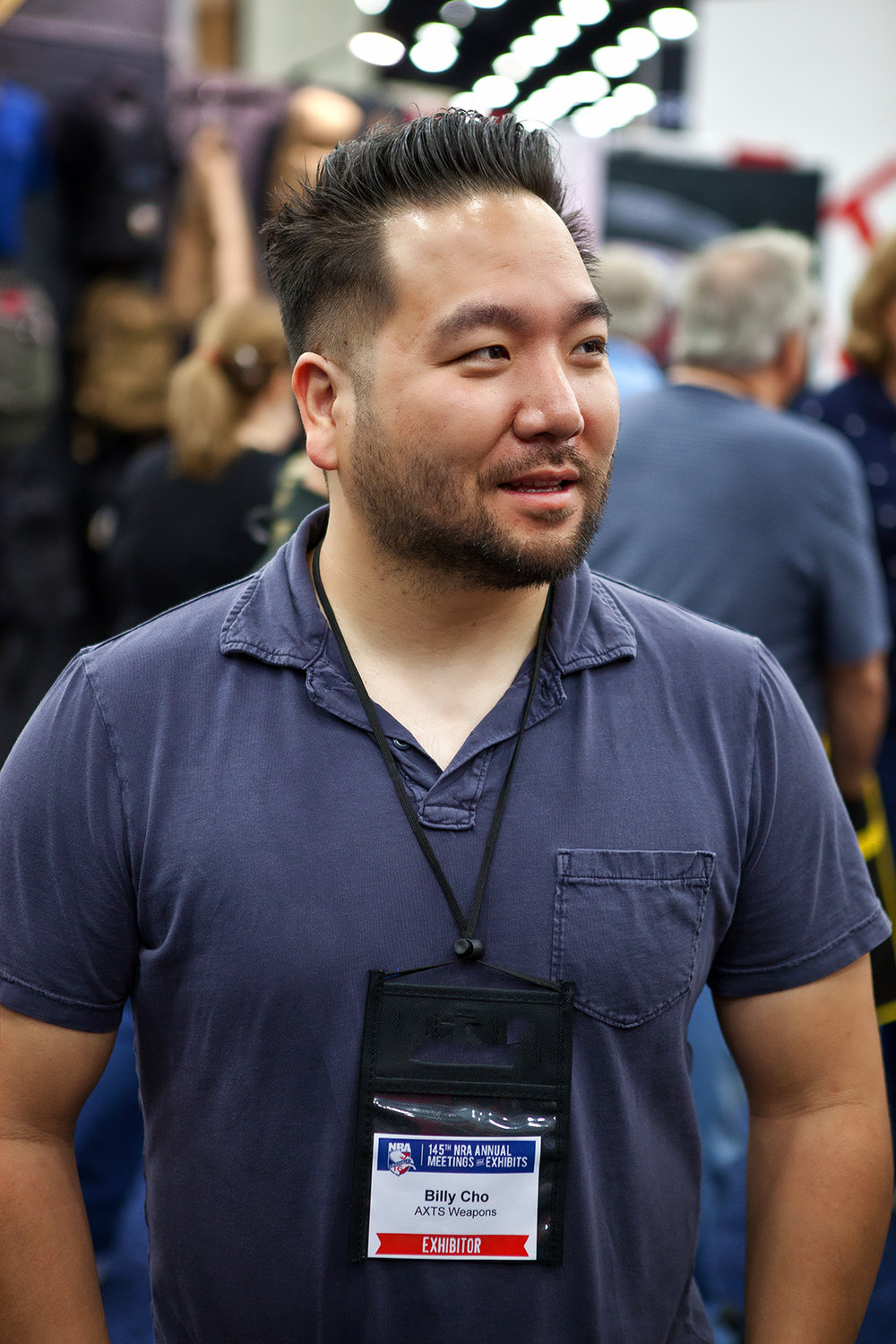 BILLY CHO - WRITER