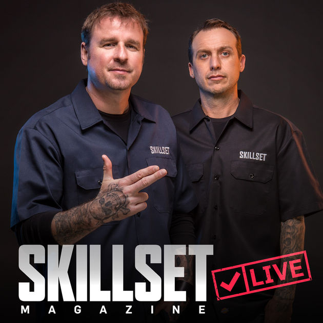 Weekly Radio Show Hosted By The Editors of Skillset Magazine
