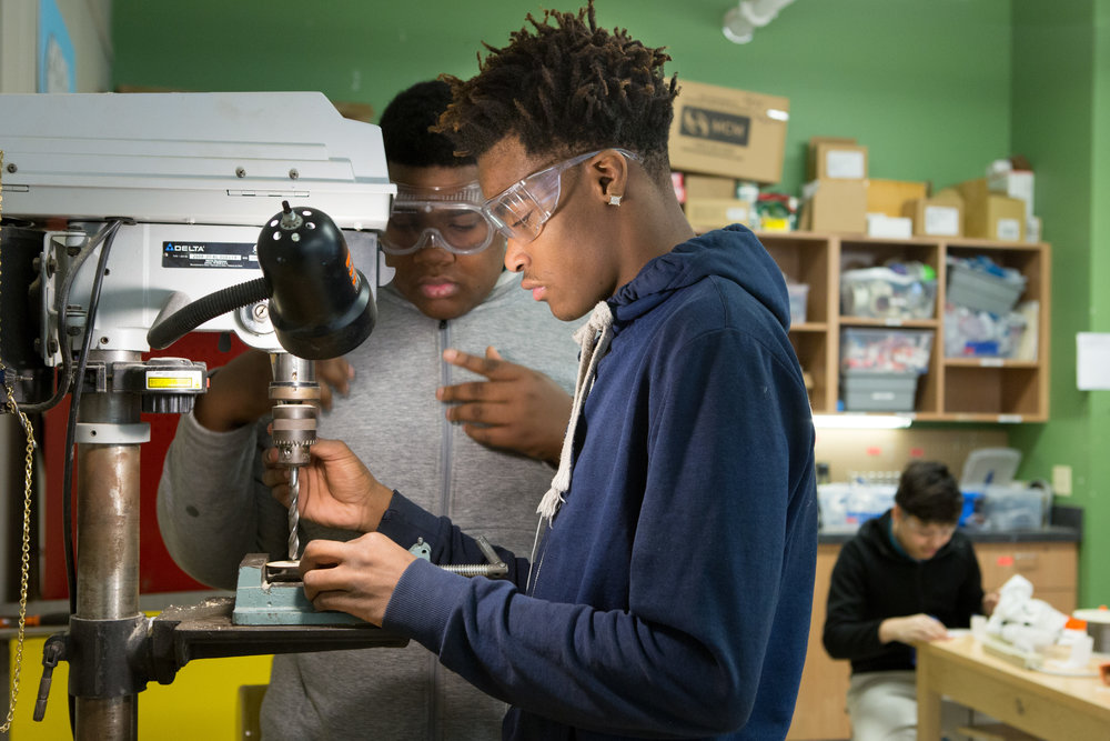 PBL teaches students resume-building skills that are relevant to life outside of school.