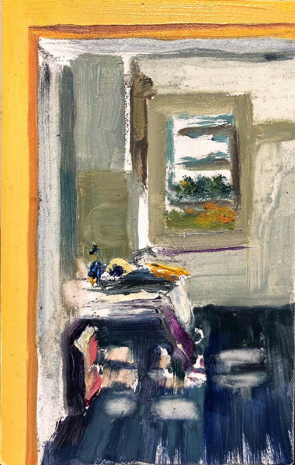 Alison's Studio Study