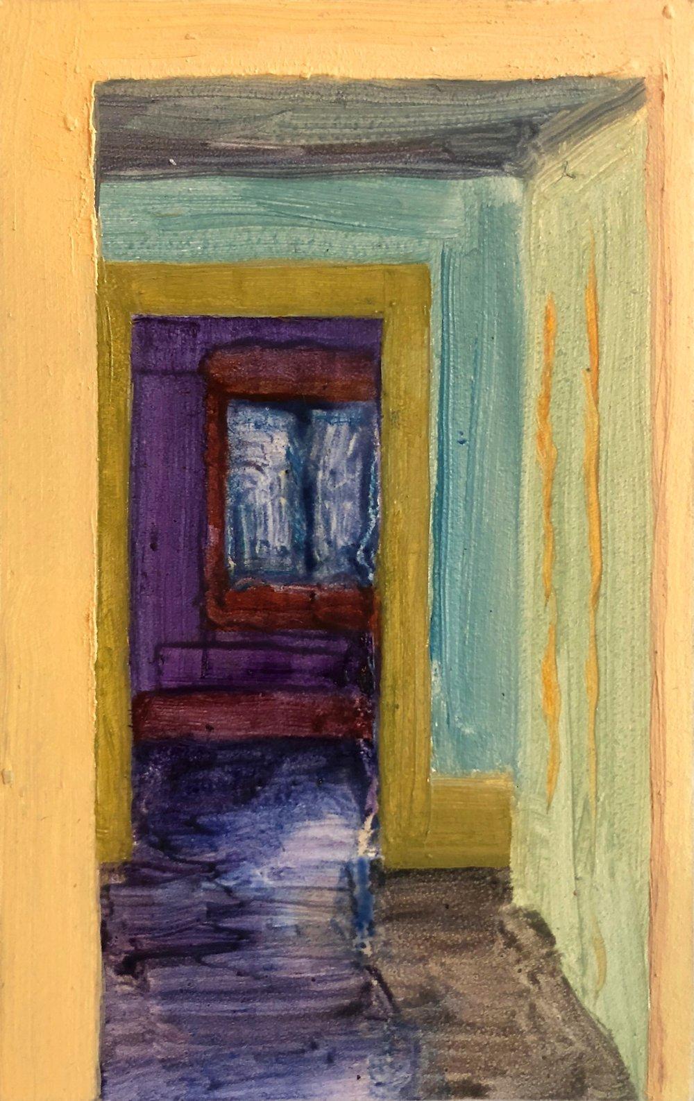 Shaker Doorway I