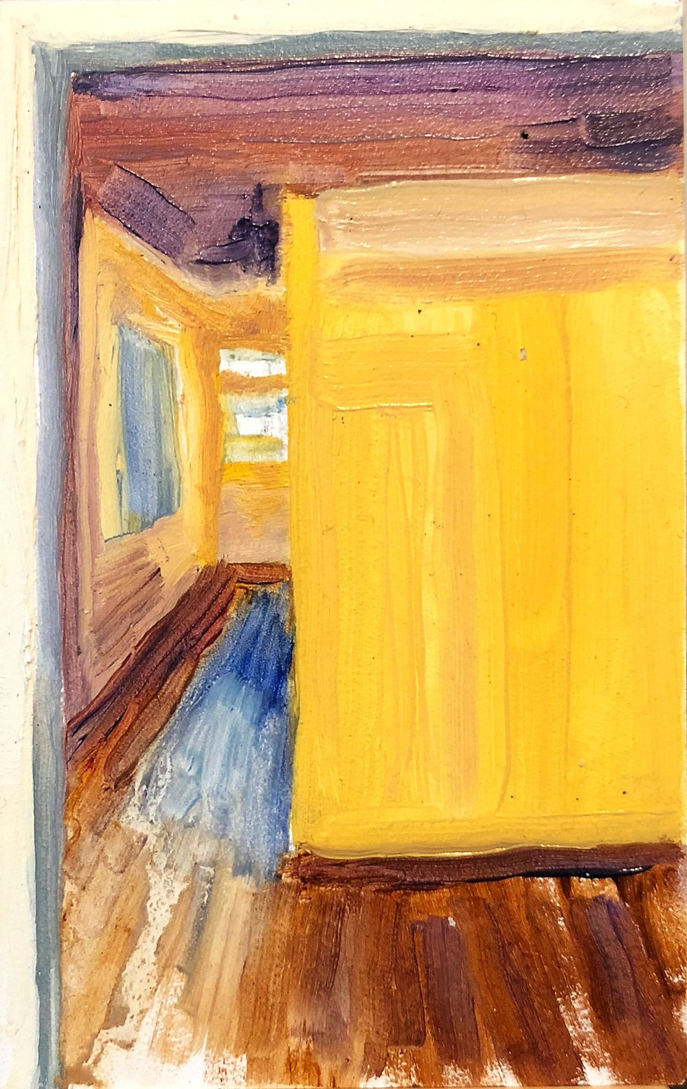 Shaker Doorway II