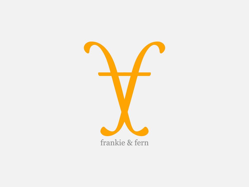 Frankie & Fern – Logo, 2011