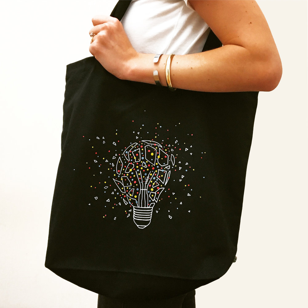 Tote Bag Art Direction