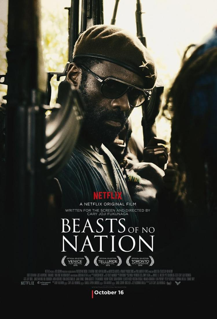 """Beasts Of No Nation"" |dir.Cary Fukunaga |Red Crown Productions"