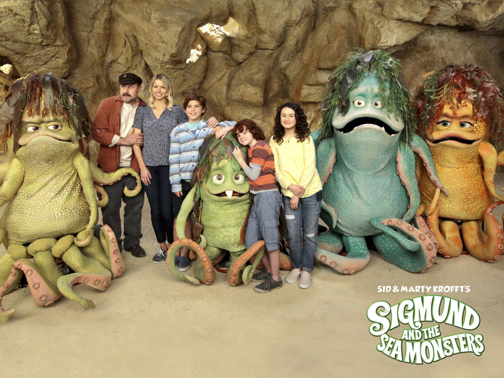 """Sigmund and the Sea Monsters 