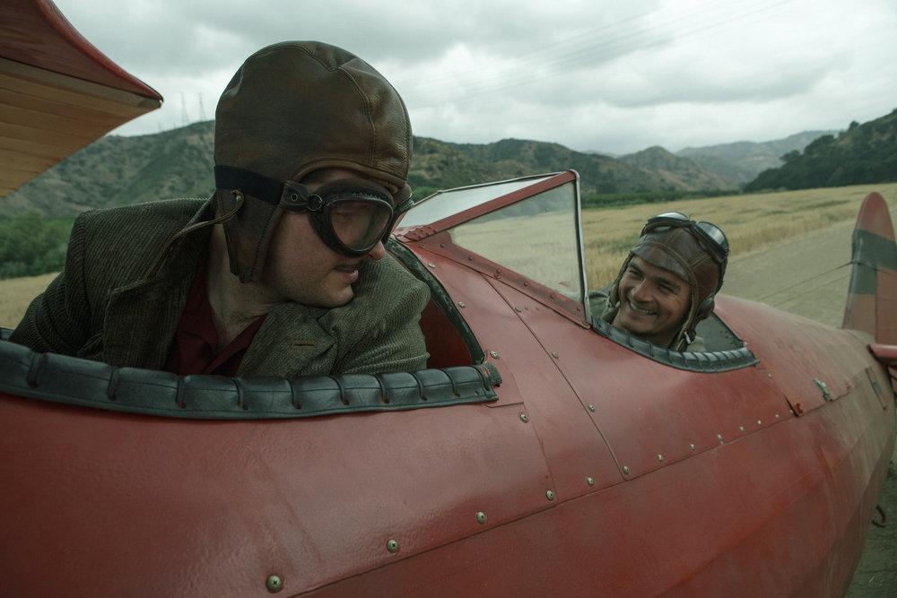 Jack and Ernest Airplane steal a crop duster | Strange Angel Season 01.jpg