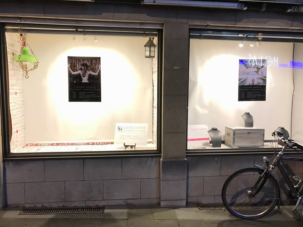 reclame in het straatbeeld
