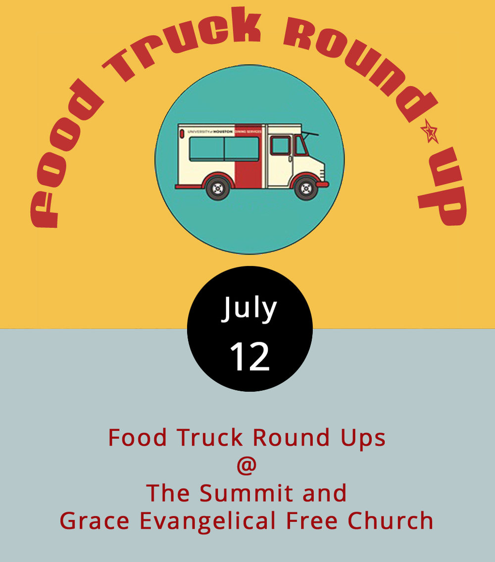 "Today is a good day for food trucks in Lynchburg with rodeos scheduled for both lunch and dinner. Start with lunch at The Summit (1400 Enterprise Dr.), which holds ""Wyndhurst Wednesdays"" the second Wednesday of each month through September. From 11 a.m. to 2 p.m., Action Gyro, Hibachi Guys, Uprooted, Mama Crockett's Cider Donuts and Appetite Creamery will corral along Enterprise drive at the retirement community where there is outdoor seating and room to picnic. For more information click  here  or call (434) 582-1500. Last week Grace Evangelical Free Church (21129 Timberlake Rd.) called off an evening roundup because of inclement weather, but they're trying again tonight. From 5-9 p.m., the church welcomes T&E Catering, Blue Ridge BBQ Shack, Upper Crust Pizza, Mama Crockett's, and Nomad Coffee Co. Bring blankets and chairs for picnicking. Click  here  or call (434) 385-0560 for more info."