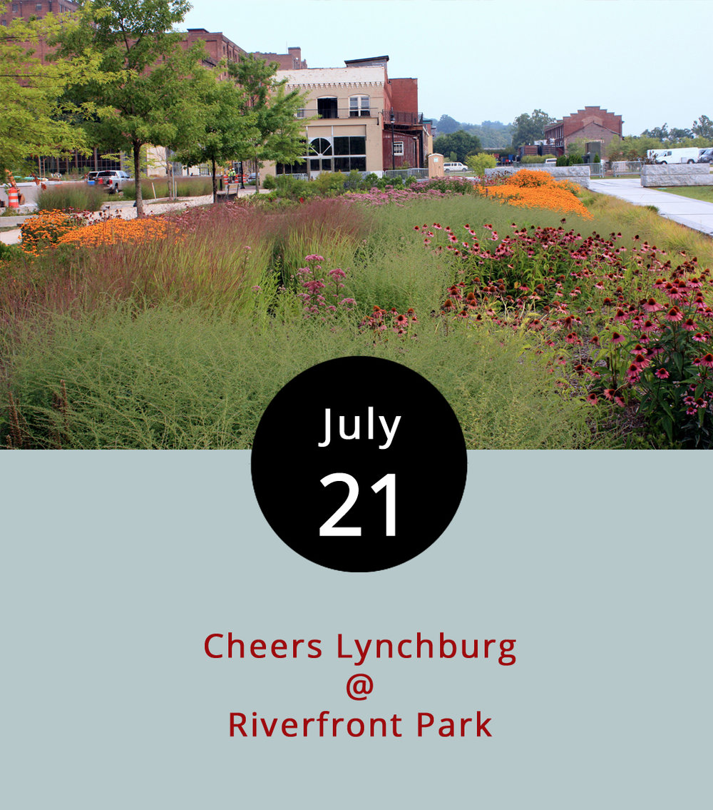 The weekly Friday evening concert series at Riverfront Park (1000 Jefferson St.) is leaning country tonight. The Roanoke natives in Rutledge take the stage from 6-9 p.m. to perform a mix of country hits, including songs by Jason Aldean, Keith Urban, and Toby Keith, as well as some of their original music. To hear the band's brand of pop country click  here . There's a $5 cover, but children under 12 get in free. The gate opens at 5:30 p.m. Lawn chairs and blankets are welcome, but no outside coolers, drinks, or food are permitted. There will be food trucks and alcohol available inside for sale. For more information click  here .