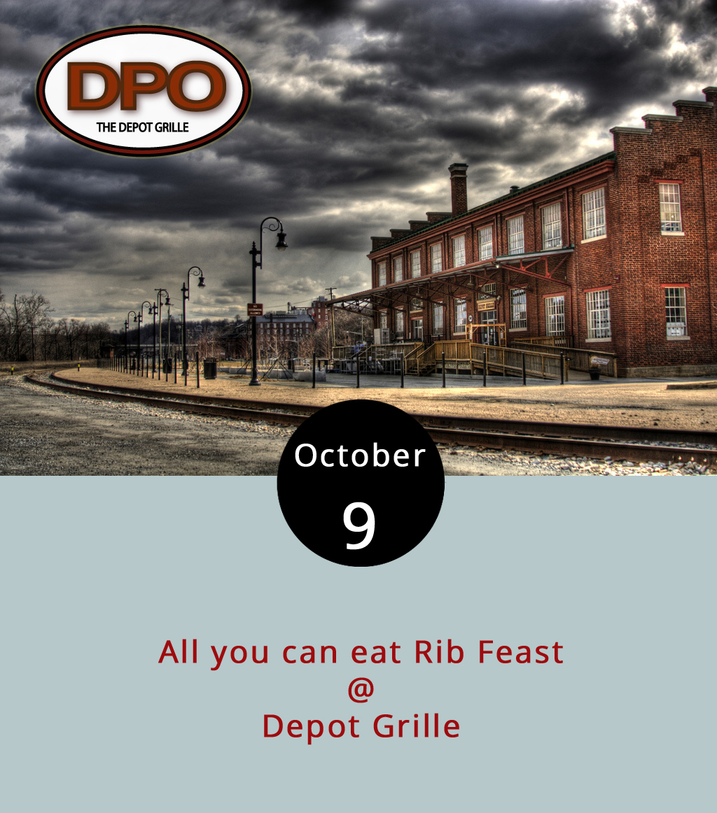 34992320 Mondays make us hungry, so we're glad to learn Depot Grille (10