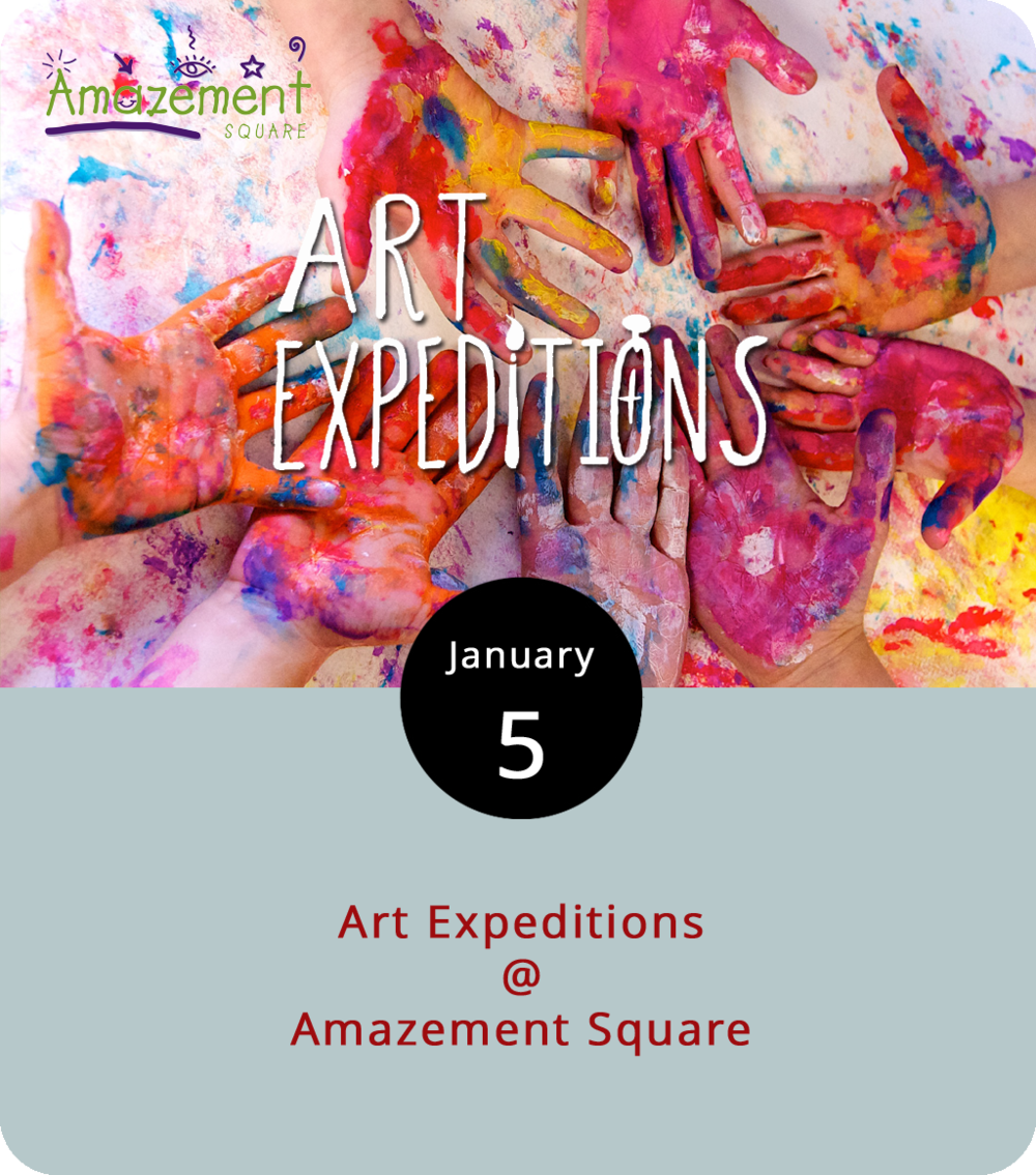 Every Friday in January is going to be something of a travel day at Amazement Square (27 9th St.). The itinerary includes stops throughout the greater Asian continent, including in Japan, China, Indonesia, Thailand, and India. The program is designed to incorporate art, geography, and cultural traditions into a fun learning experience for kids of various ages. It kicks off today with a virtual visit to Japan, where printmaking is on the agenda. It starts at 4 p.m. and is free with admissions, which is free for members and $9 for non-members. For more information, click  here  or call (434) 845-1888.