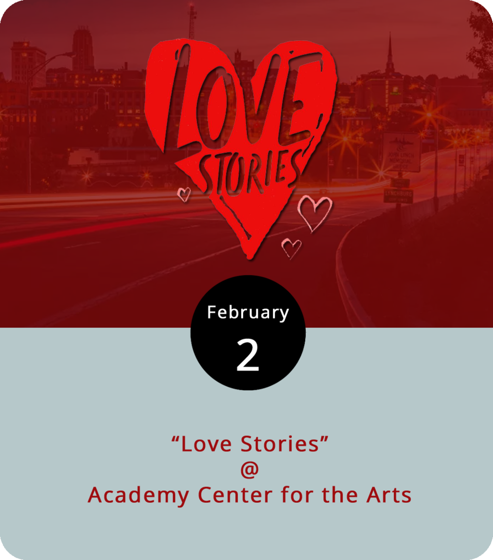 There are all sorts of love stories to be told and all sorts of ways to tell them. Tonight the Academy Center for the Arts (519 Commerce St.) will display the bonds between foster parents and the children they care for in an exhibit of black-and-white photography from  Allegra's Studio . For this project, Allegra Helms worked with the nonprofit foster care program HumanKind. The photos will be up in the main gallery February 24, but the opening is tonight at 5 p.m. with a First Friday reception. It's one of several First Friday events in and around downtown this evening, including an open mic at  The White Hart Cafe  (1208 Main St.) and a cosplay workshop at  Vector Space (402 Fifth St.). For a roundup of other First Friday happenings, click  here .