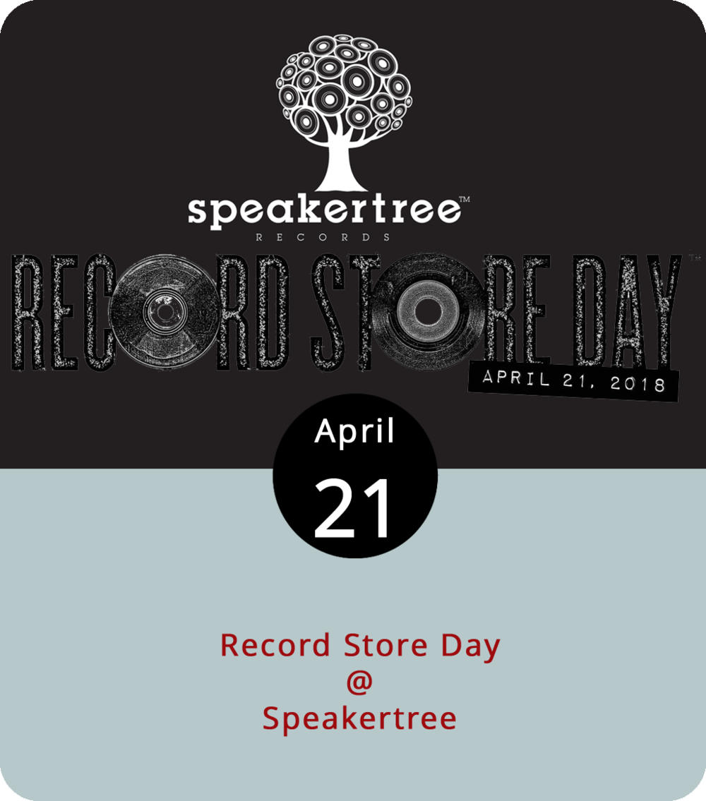 We must have missed Rex Manning Day, named the fictional pop icon's visit to  Empire Records , which set off the plot of the 1995 film. But we would never pass by Record Store Day without a nod and likely not without breaking our entertainment budget. This year, Speakertree (901 Jefferson St.) has planned an all day event for the international festival celebrating independently owned music shops. Hoping to bring the biggest Record Store Day the Hill City has ever seen, Speakertree expects a special selection of limited edition and new releases that artists and vendors saved up for the event. Speakertree will be open from 9 a.m.-7 p.m. For more info, click  here  or call (434) 485-8262.