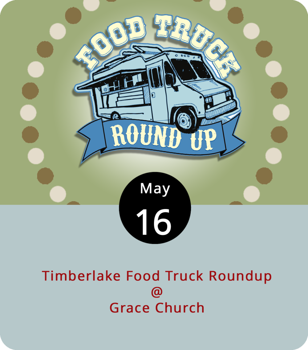 A cross-section of Lynchburg's mobile kitchens gathers this evening for a semi-regular Wednesday round-up of food truckery at Grace Church (21129 Timberlake Rd.). Uprooted will be there serving farm-to-table burgers and fries; the Hibachi Guys will have their hibachi going; Earl's Carolina BBQ will be smoking; and Nomad Coffee will be providing the caffeinated beverages. It happens from 5 to 8 p.m. and you can find out more by clicking  here .