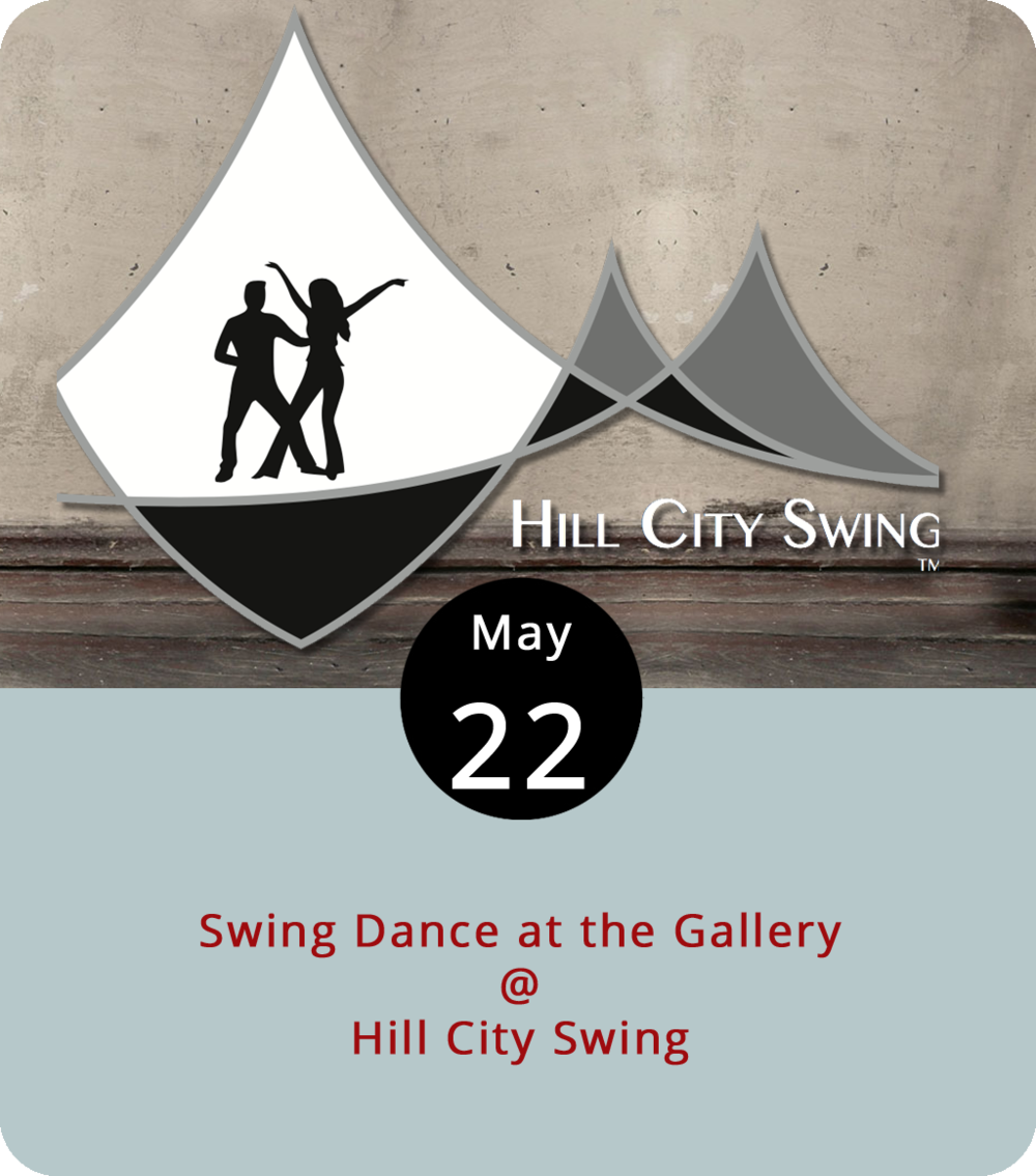 There's already a pretty well-established Salsa Night that takes place in town on Thursday evenings, but there's plenty of room left for some swinging on Tuesdays. Hill City Swing, which is located inside the Riverviews ArtSpace building (901 Jefferson St.), hosts lessons from 7:15 to 10:30 p.m. in both types of swing dancing: East Coast and West Coast. They'll teach techniques useful for all sorts of partner dancing, and people of all skill levels are welcome. Entry is $10 per person. No partner is required. For more info, click  here  or call (540) 769-7192.