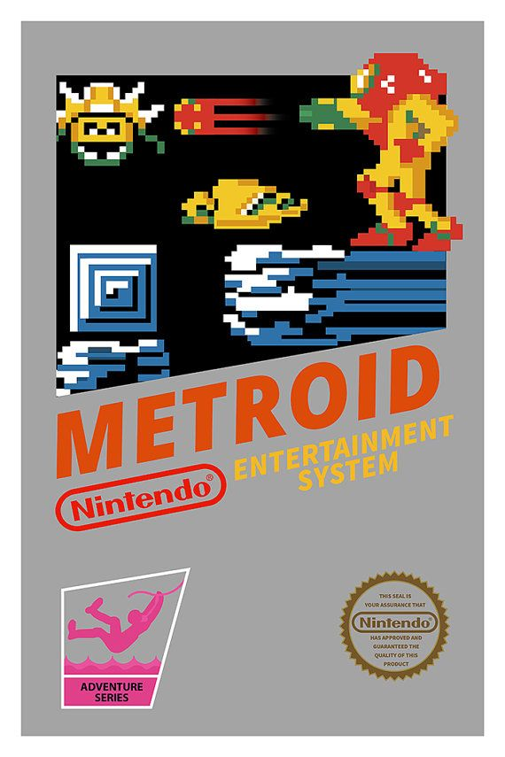 METROID NES GAME DEAD LABOUR