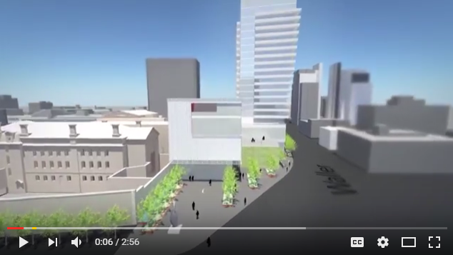 Watch a video of the Ottawa Art Gallery Expansion, scheduled to open this Fall.