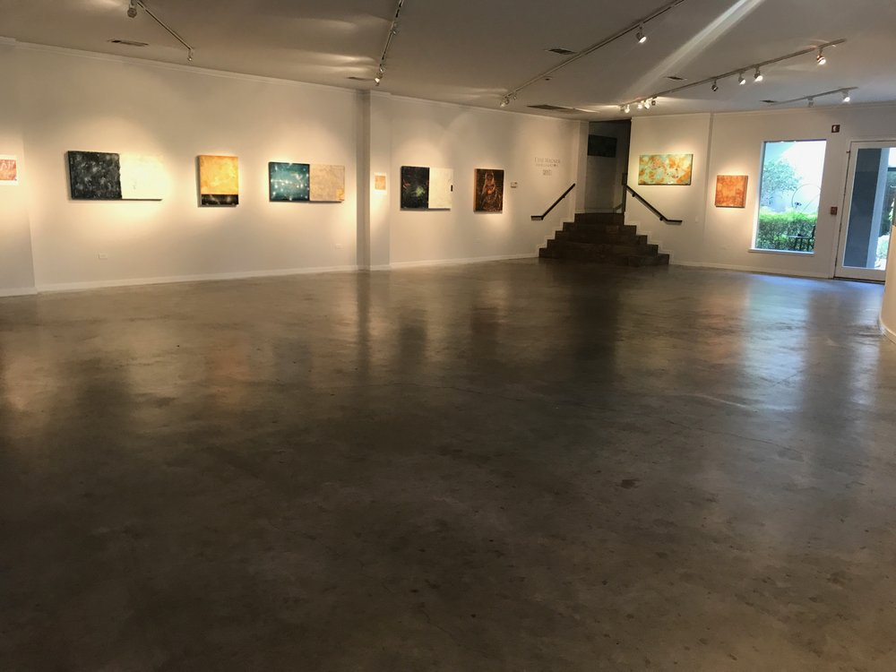 Solo exhibit  Amalgamation   Gremillion & Co. Fine Art , Houston  2017
