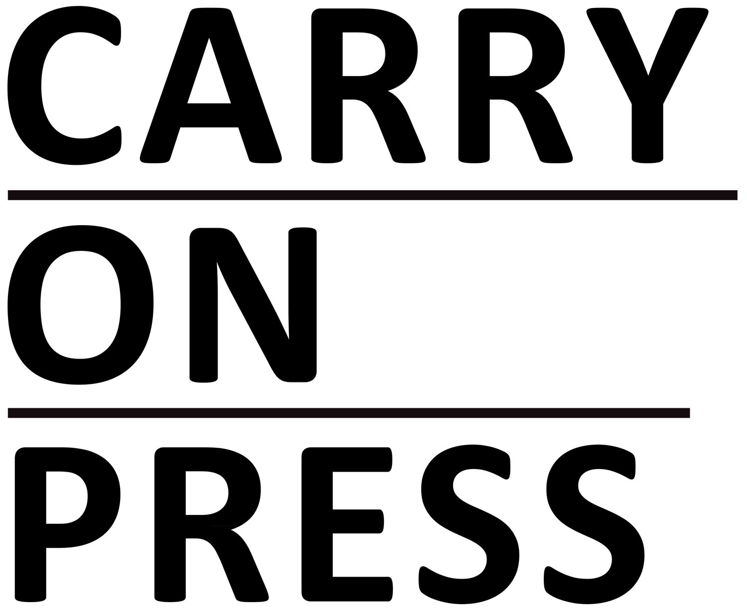 Carry On Press