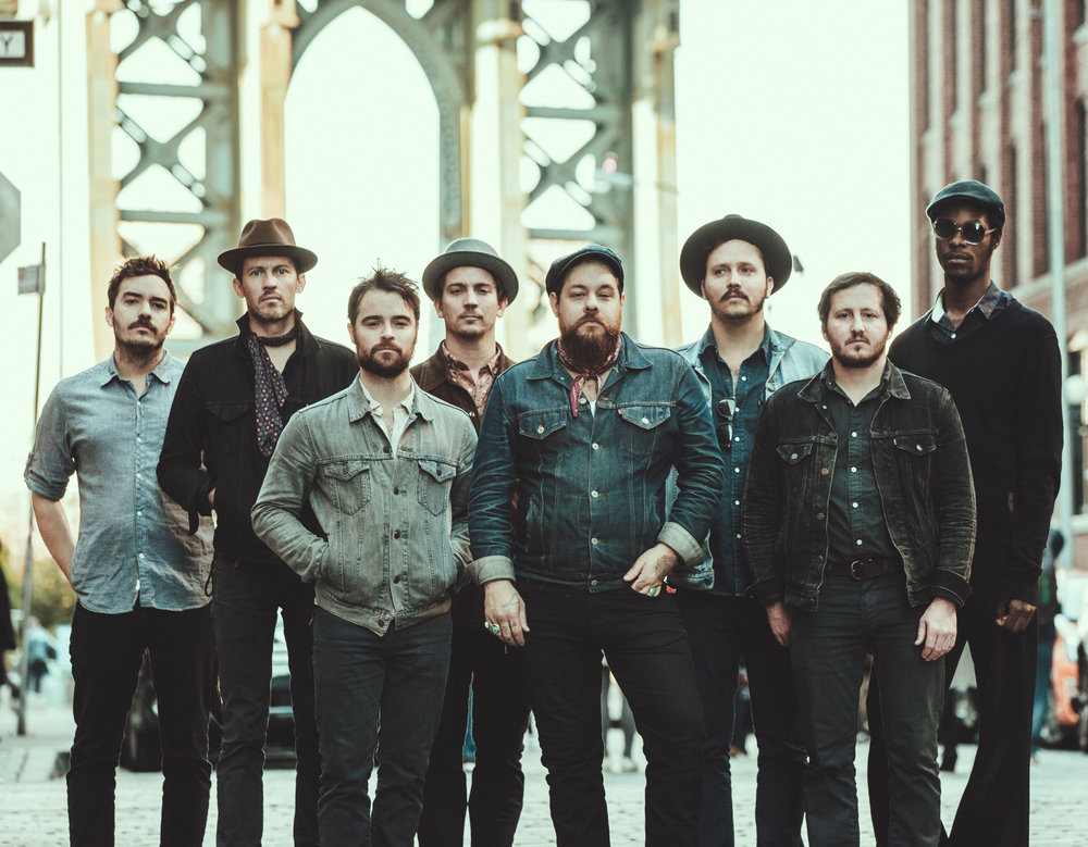 Nathaniel Rateliff (regional only)