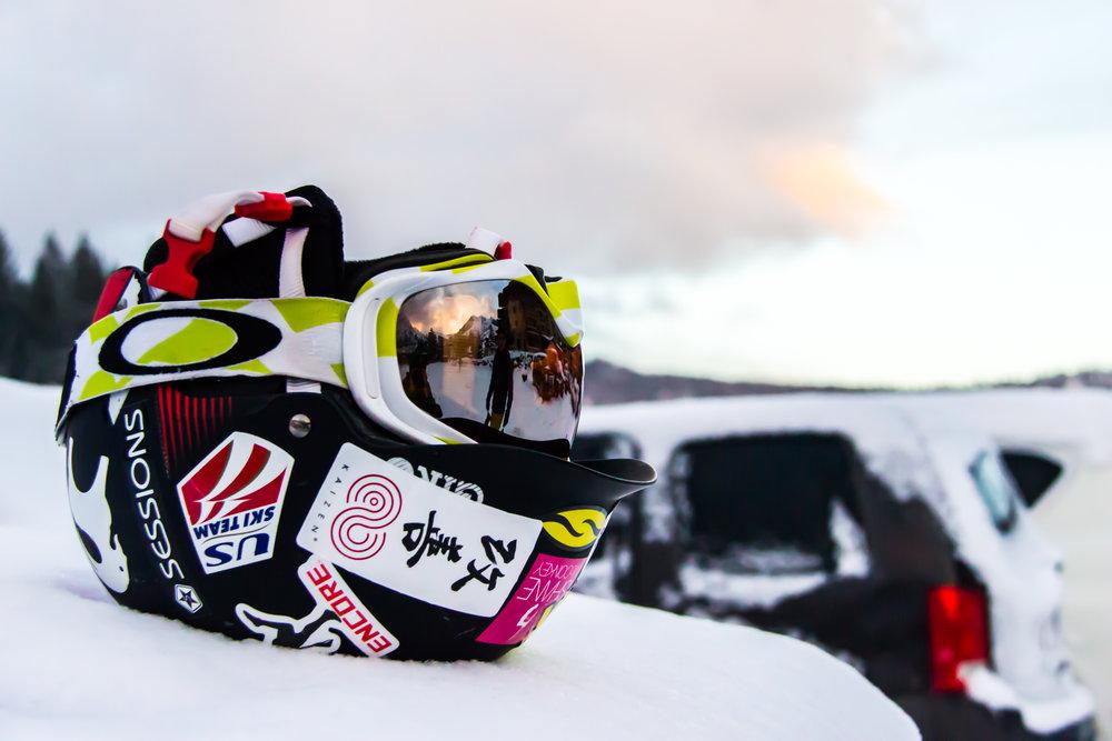Mer en bare ski - Hva legger vi i skiutstyr?