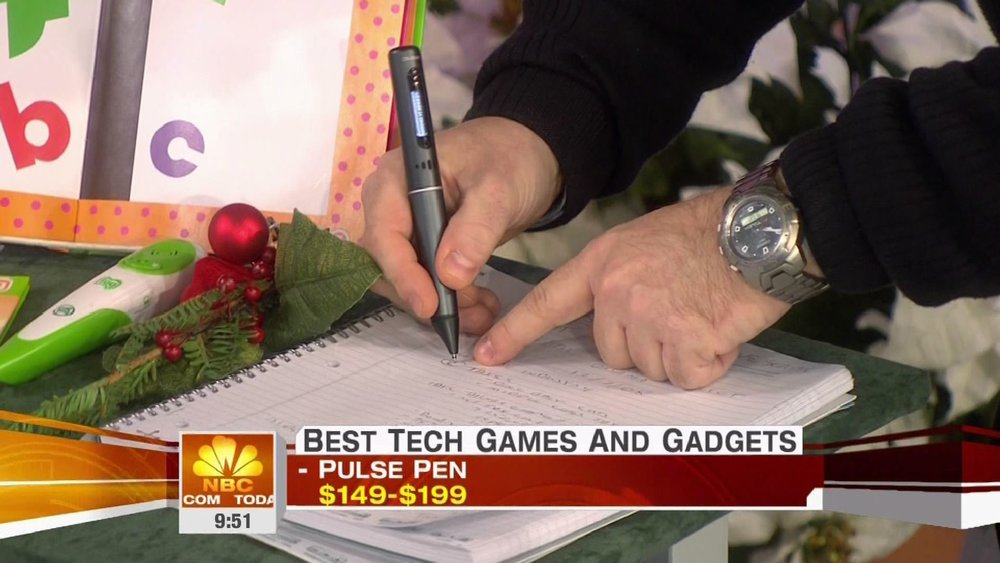 Livecscribe • The Today Show