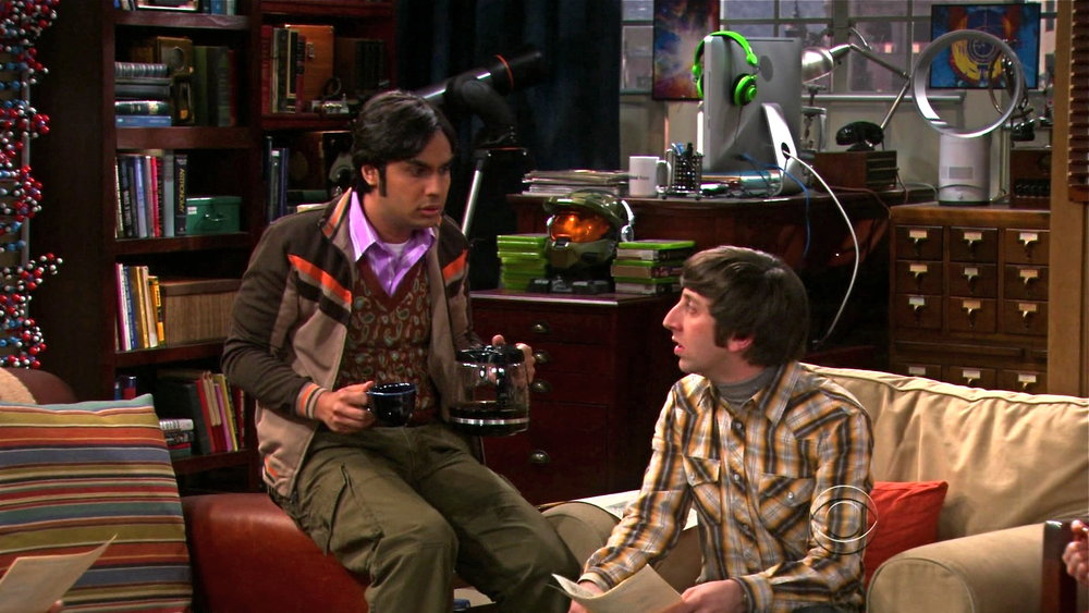Razer • Big Bang Theory