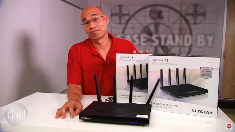 NETGEAR • CNET First Look