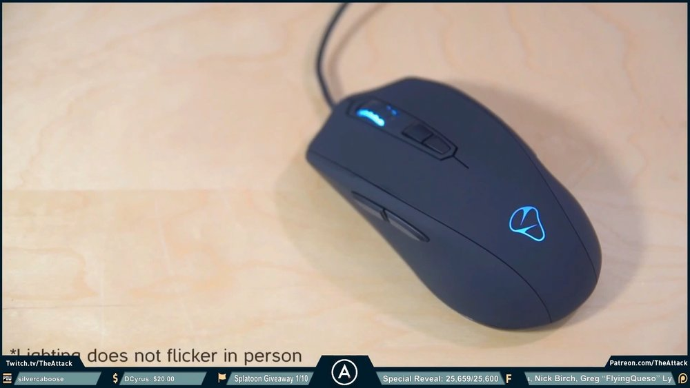 Mionix • The Attack