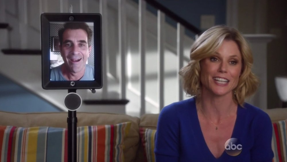 Double Robotics • Modern Family
