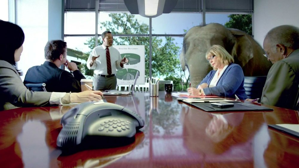 Polycom • Spiriva TV Commercial