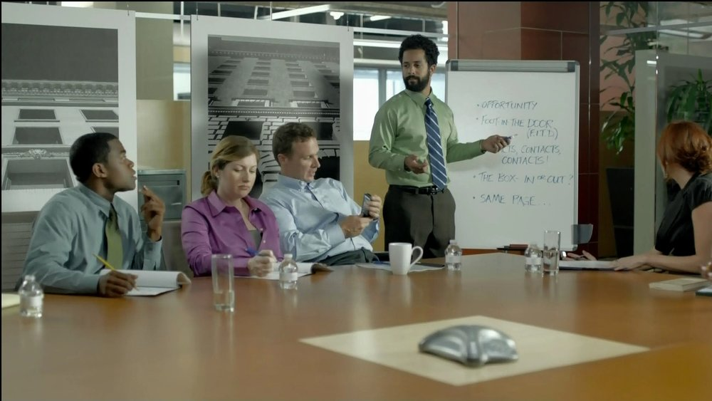 Polycom • AT&T TV Commercial