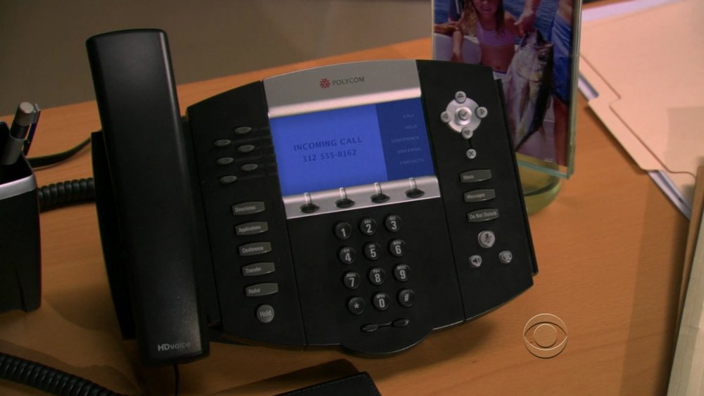 Polycom • The Good Wife