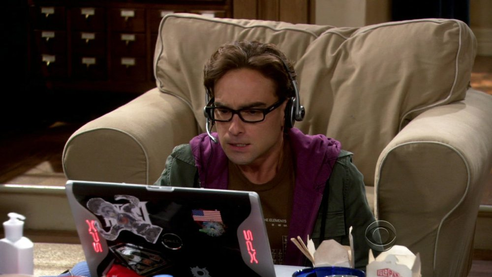 Logitech • Big Bang Theory