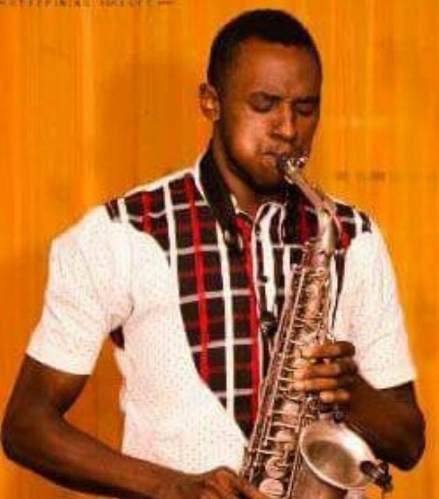 Olu Emmanuel - Alto Saxophone