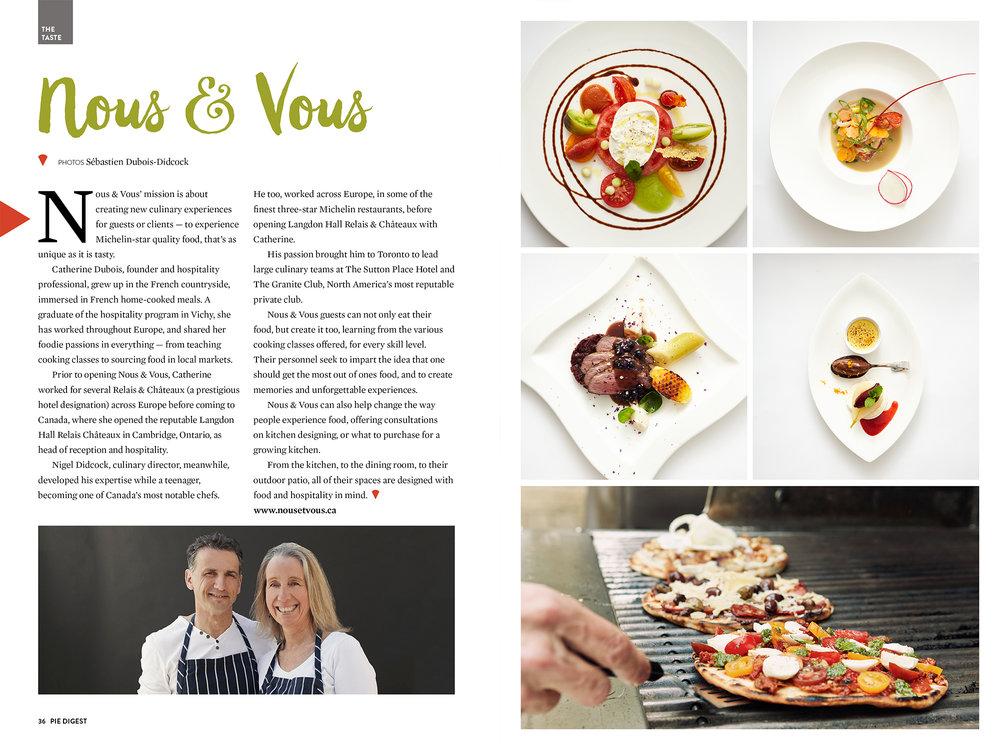 Pie Magazine - Nous & Vous 2016