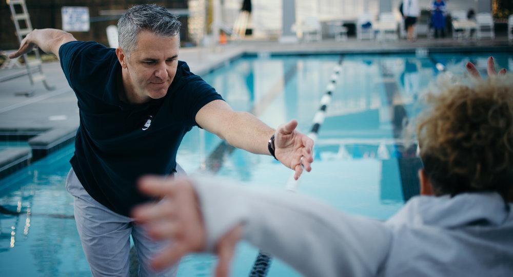 Lance Ogren Swim Coaching