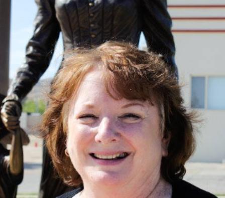 Kathy Johnson   Taft Community Gardens